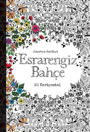 Esrarengiz Bahce 20 Kartpostal Kitabini Indir Pdf Indir Mobil